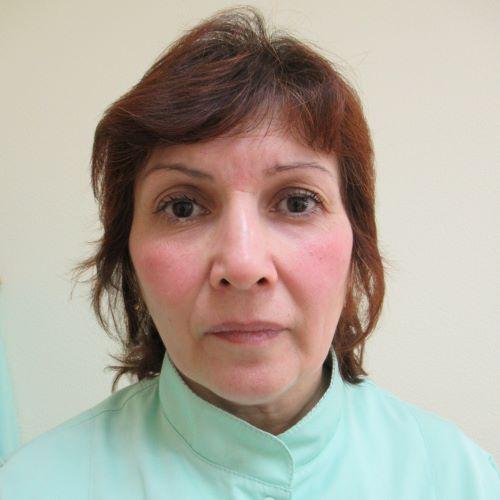 Джафарова  Хаджар Дамат-Кызы