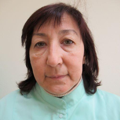Салиева Джемиле Анатолиевна