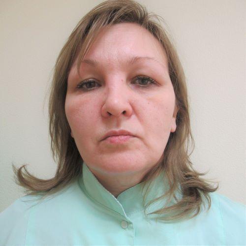 Исаева Оксана Владимировна