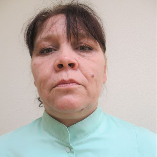 Захарова Мария Владимировна